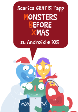 Scarica l'app Monsters Before Xmas